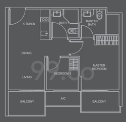 Whitehaven (D5), Apartment #251740481