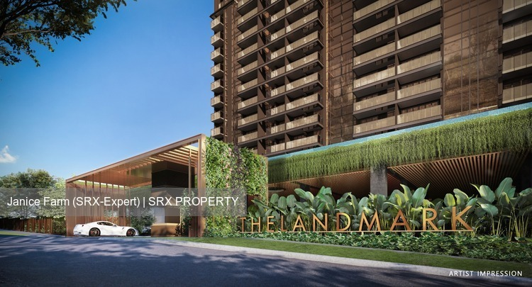 The Landmark (D3), Condominium #252183601