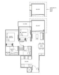 Verdale (D21), Apartment #252218421