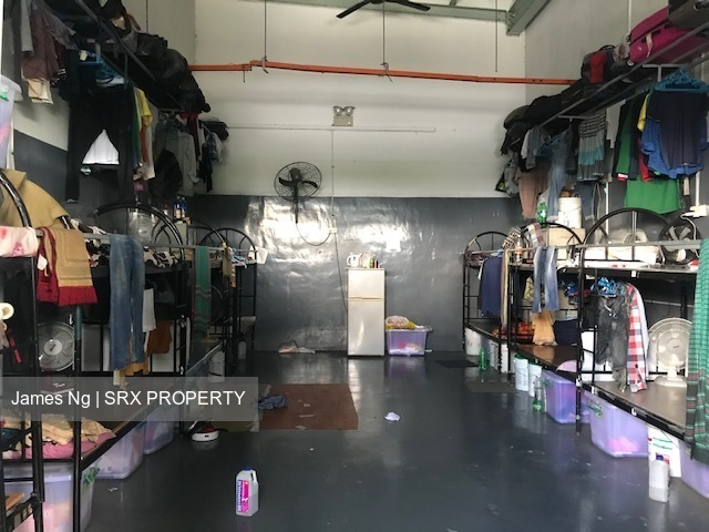 Tuas View Square dormitory (D22), Warehouse #254148601