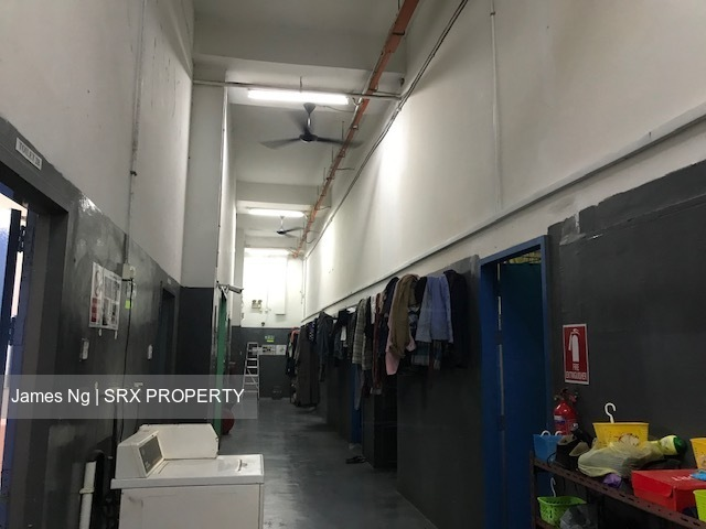 Tuas View Square dormitory (D22), Warehouse #254148671
