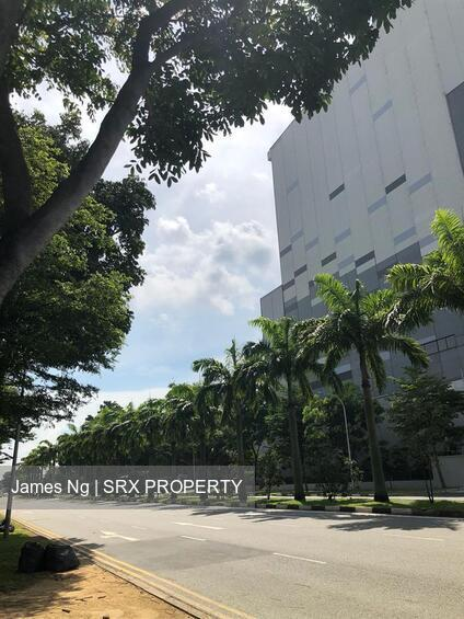 Tuas View Square dormitory (D22), Warehouse #254148751