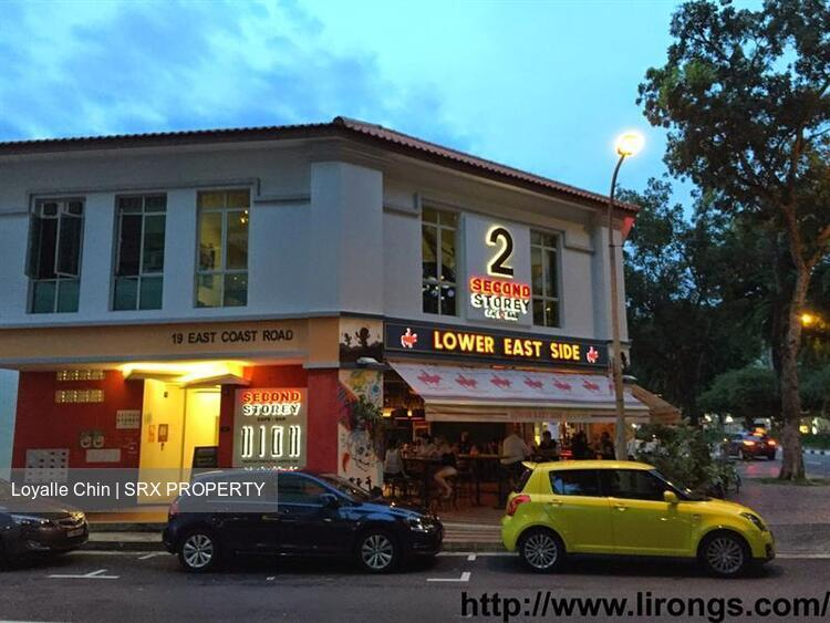 YR GAIN! Cheapest PSF tenanted FH Shophouse in entire East (D15), Shop House #281052511