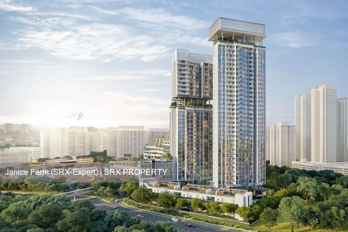 One Holland Village Residences (D10), Apartment #255153551