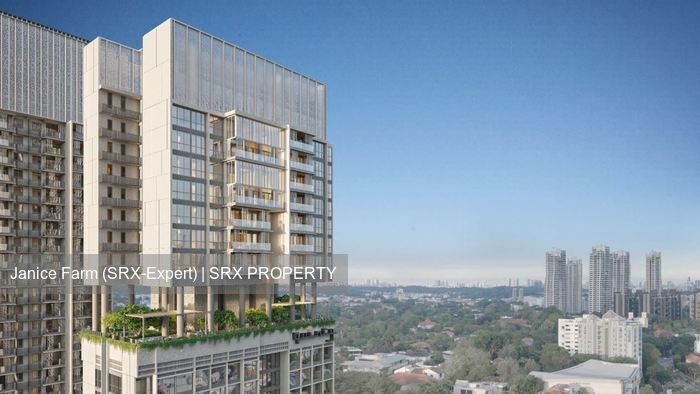 One Holland Village Residences (D10), Apartment #255153561