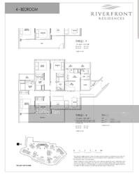 Riverfront Residences (D19), Apartment #255545811