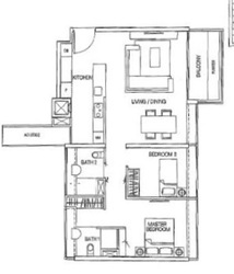 One-north Residences (D5), Apartment #255787051