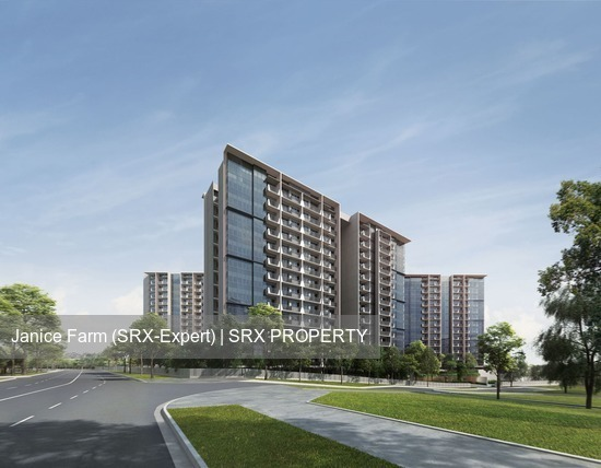 The Garden Residences (D19), Apartment #256765501