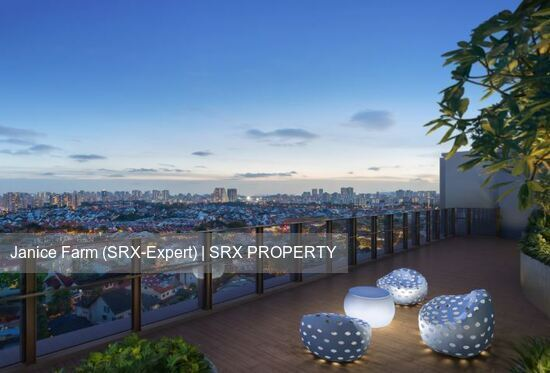 The Garden Residences (D19), Apartment #256765551