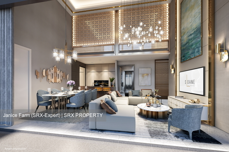 Sloane Residences (D10), Apartment #256330181