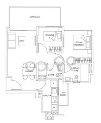The Luxurie (D19), Condominium #261864031