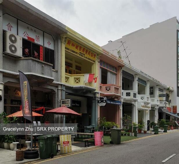 Restaurant space for rent Jalan Besar (D8), Retail #265601521