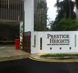 Prestige Heights (D12), Apartment #261105021
