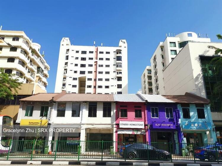 Balestier Shophouse For Sale (D12), Shop House #265602711