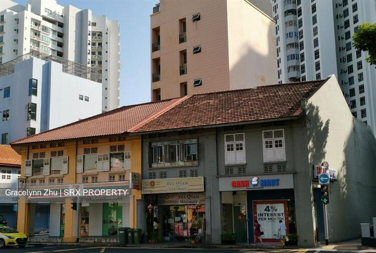 Balestier Shophouse For Sale (D12), Shop House #265603321