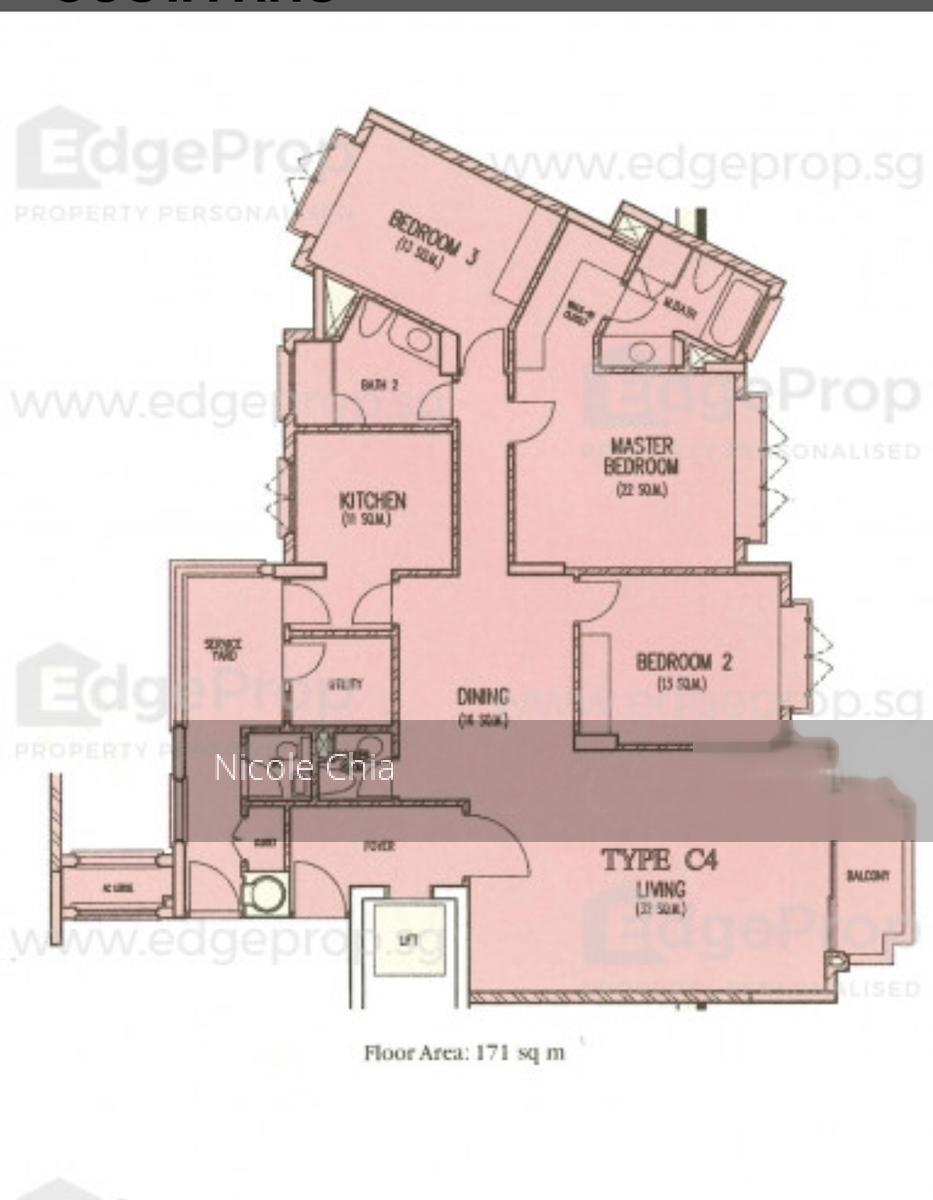 Costa Rhu D15 Condominium For Sale 89207951