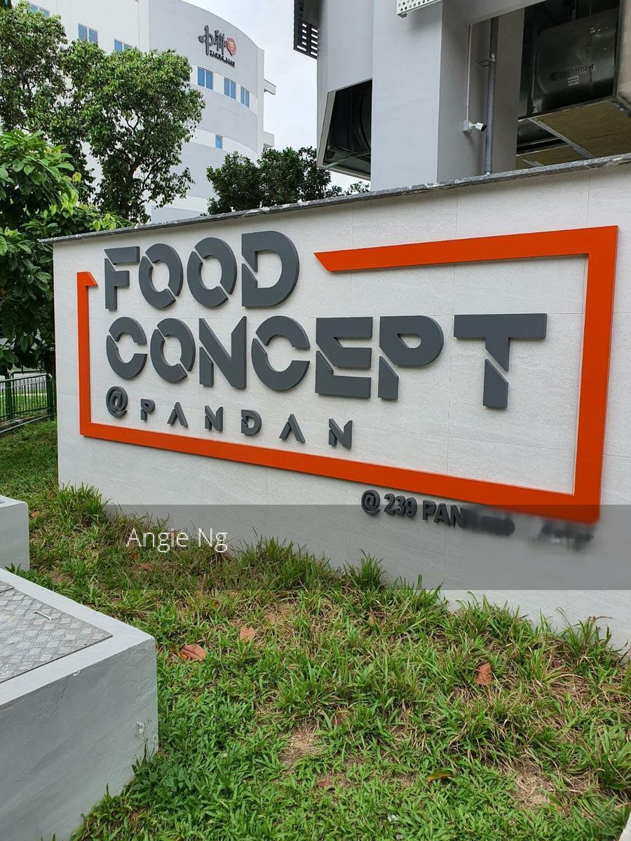 Food Concept @ Pandan (D5), Factory #264707831