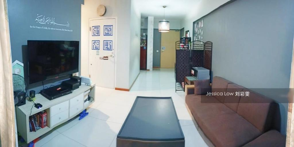 Blk 520A Centrale 8 At Tampines (Tampines), HDB 3 Rooms #267131271