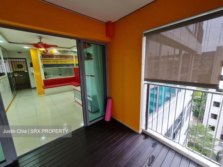Blk 519B Centrale 8 At Tampines (Tampines), HDB 4 Rooms #269121021