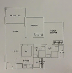 Blk 520C Centrale 8 At Tampines (Tampines), HDB 3 Rooms #271479401