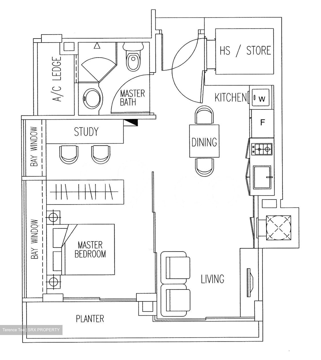 Palm Galleria (D15), Apartment #272256401