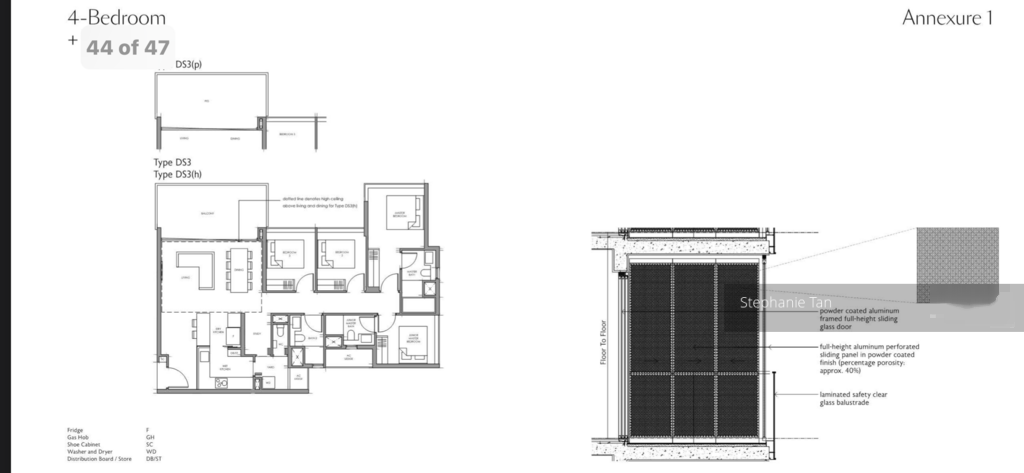 Fourth Avenue Residences (D10), Apartment #272682871