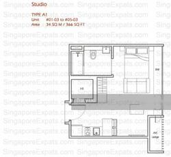 Mount Sophia Suites (D9), Apartment #272825301