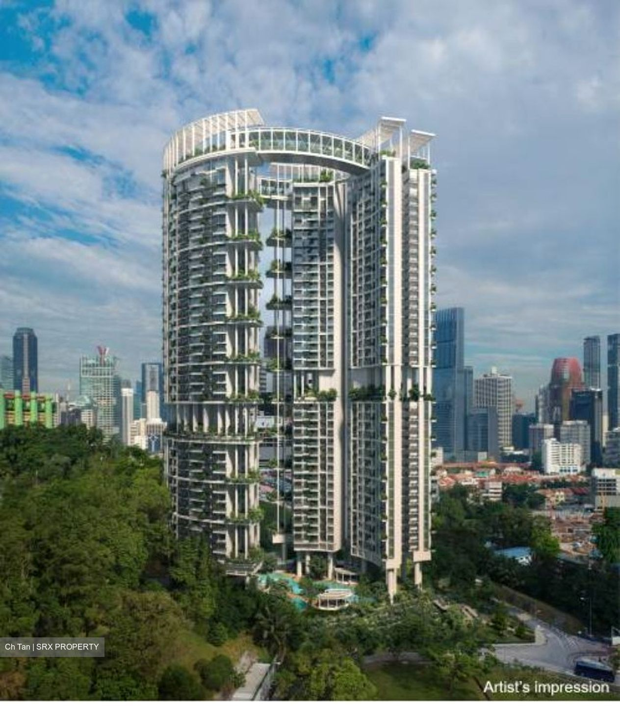 One Pearl Bank (D3), Apartment #274522001