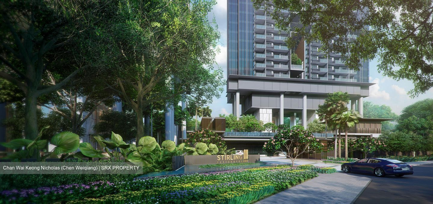Stirling Residences (D3), Apartment #275944861