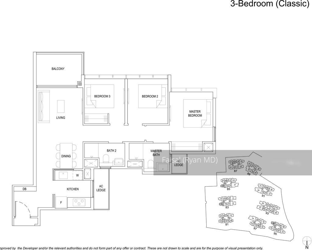 The Florence Residences (D19), Apartment #277908891