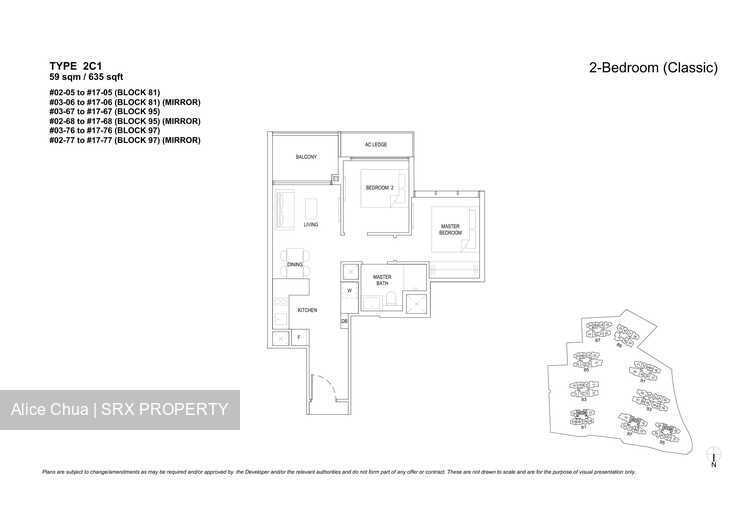 The Florence Residences (D19), Apartment #277949111