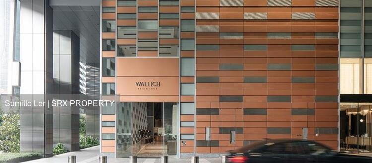 Wallich Residence At Tanjong Pagar Centre (D2), Apartment #289304751