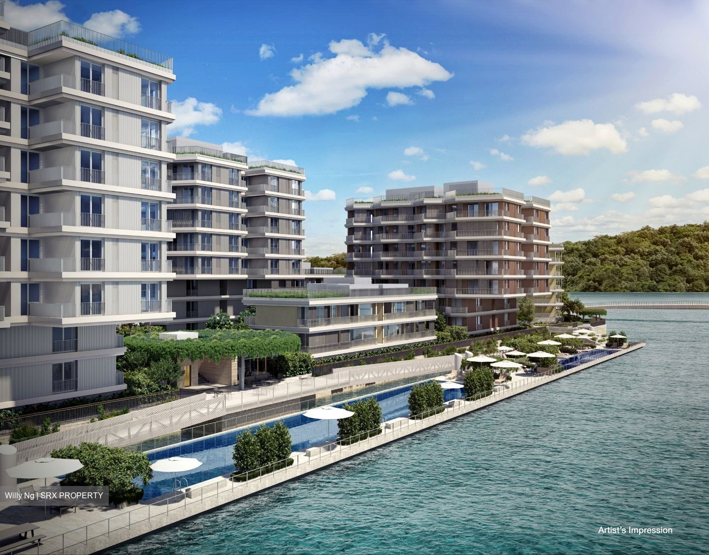 The Reef At King's Dock (D4), Condominium #278378341