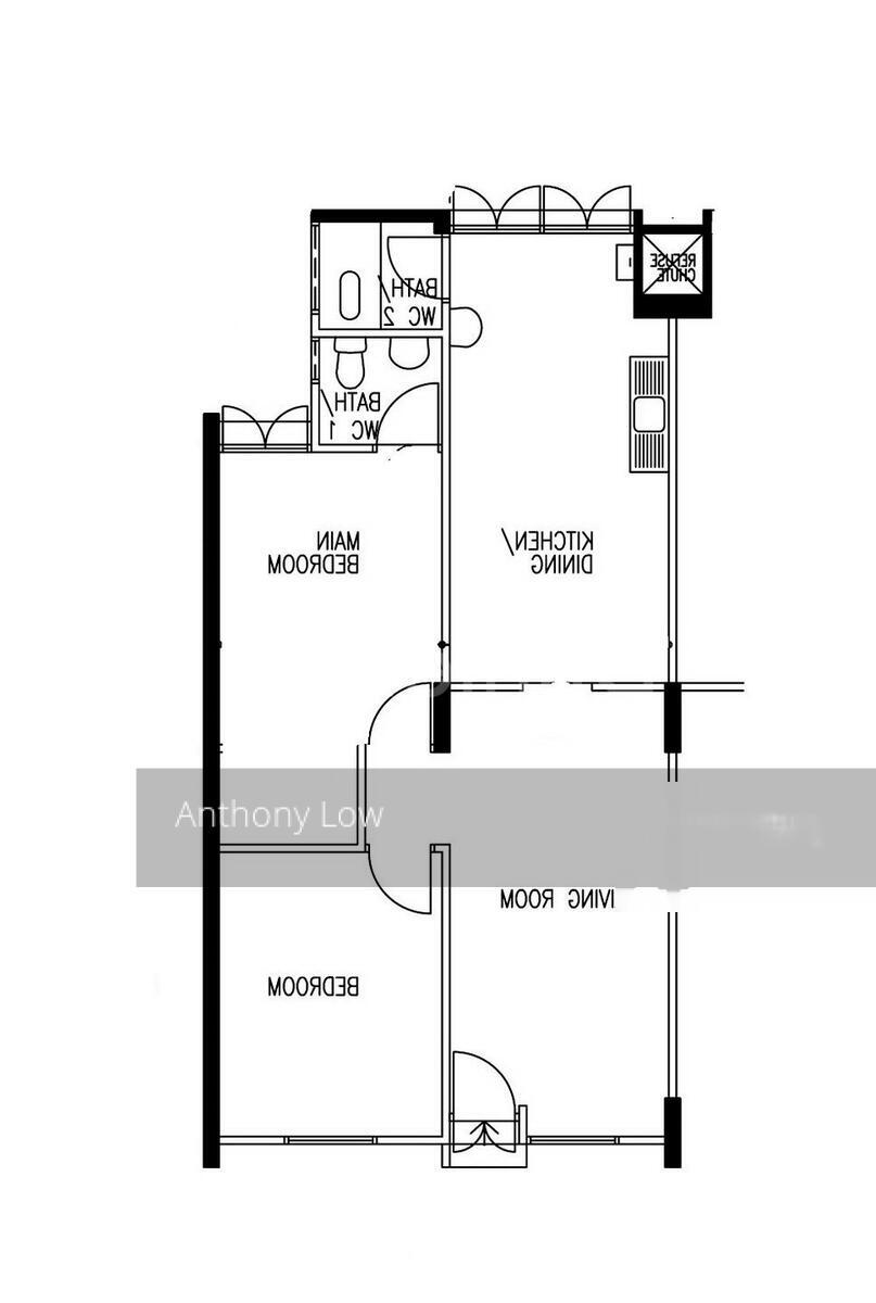 Blk 264 Waterloo Street (Central Area), HDB 3 Rooms #279141941