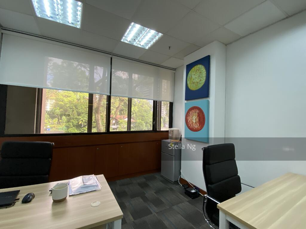 Orchard Parade Hotel (D10), Office #280164761
