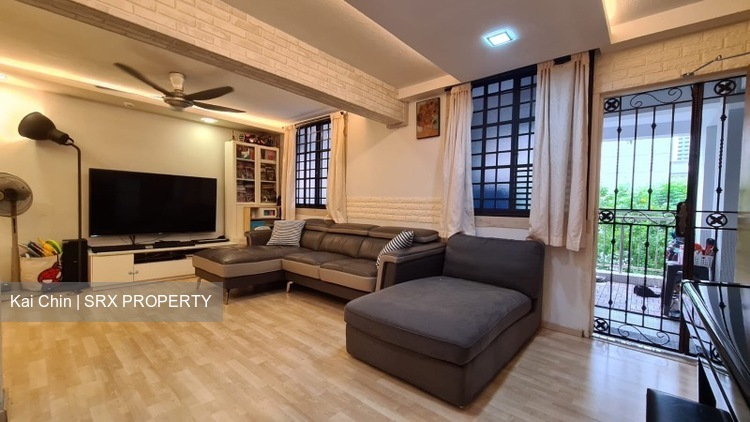 Blk 5 Everton Park (Bukit Merah), HDB 5 Rooms #282682211