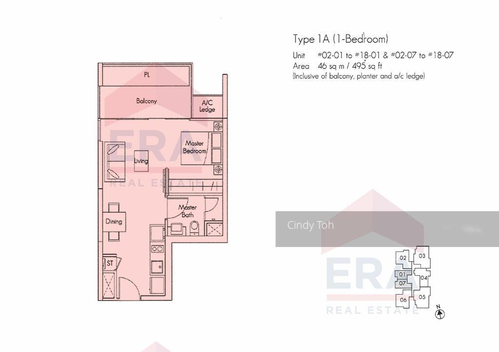 Coralis D15 Condominium For Rent 91940521
