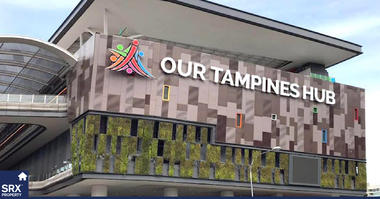 Tampines Hub - Singapore's First Community and Lifestyle Hub