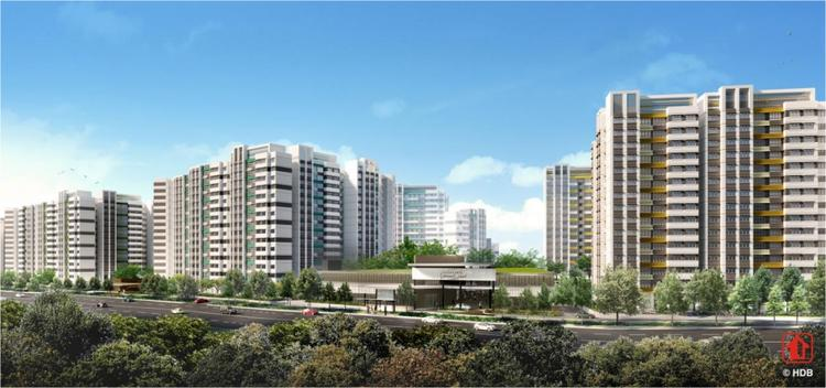 For the first time, majority of BTO flats launched to be built using new pre-fabricated method