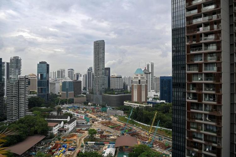 Private condo rents down 0.7% in October, HDB rents up 0.3%: SRX Property