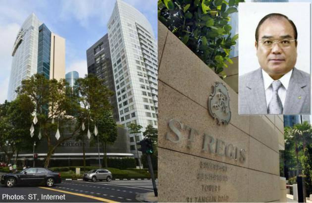 Straits Times:  $15.8m loss in Tanglin penthouse sale 'small change'