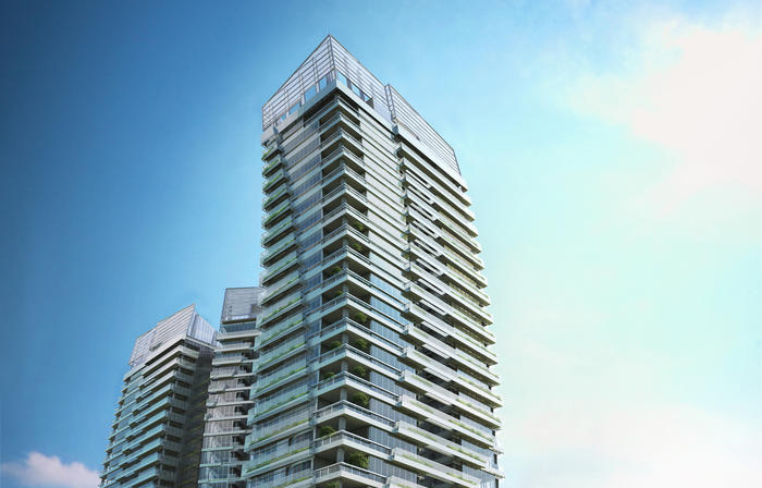 Developer's Q4 profit hit by absence of one-off gains