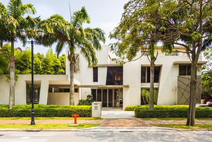 Sentosa Cove villa designed by celebrities' architect up for sale