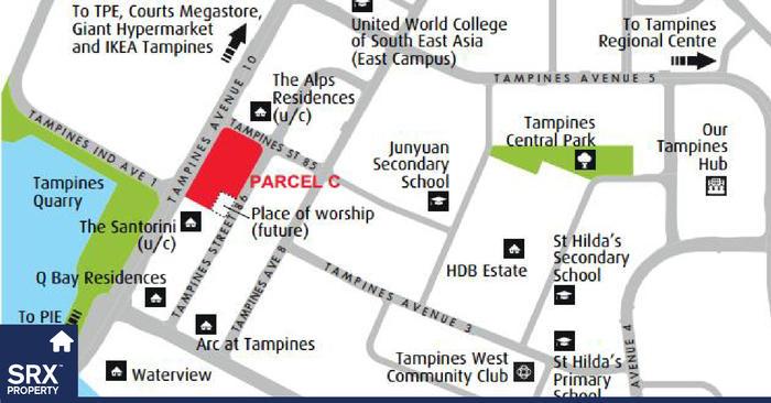 CDL unit puts in $370.1m top bid for Tampines condo site