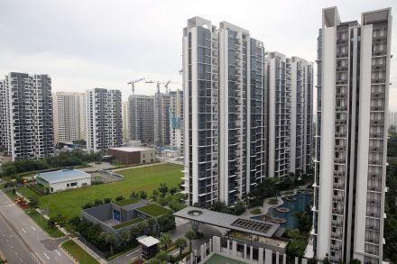 Condo and HDB rental volumes see double-digit falls in April