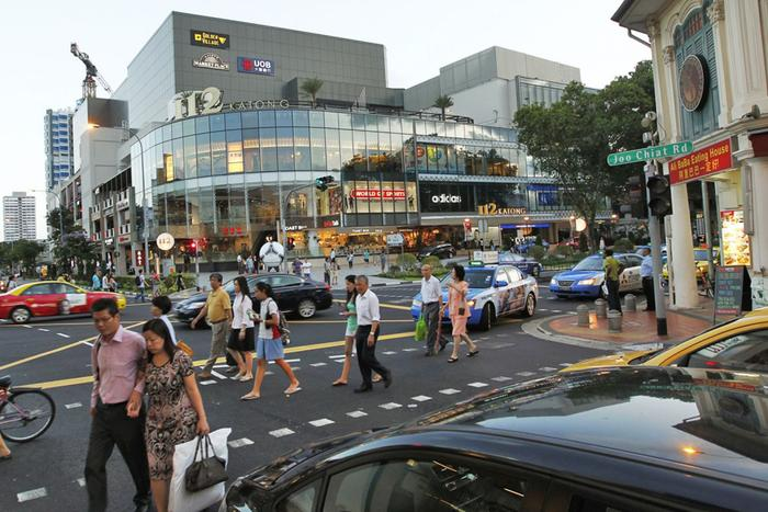 112 Katong owners evaluating offers; mall expected to fetch S$500m