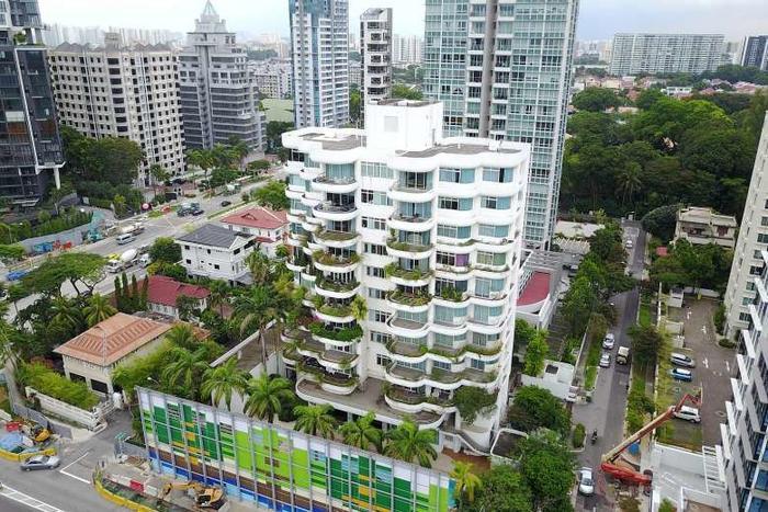 Albracca condo at East Coast sold for S$69.1m