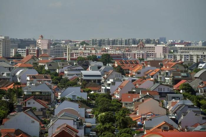 Resale volume for private homes jumps 18.7%