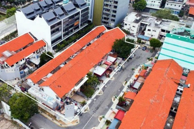 9,999-year Guillemard site up for sale at indicative price of S$99m