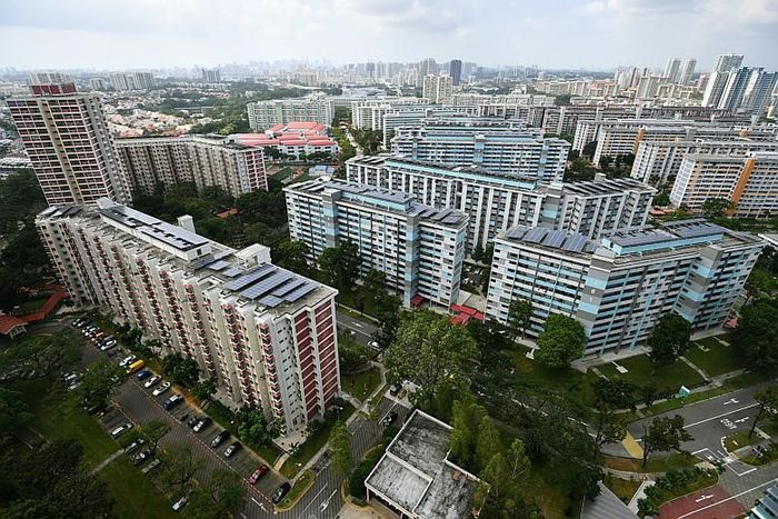 Bigger supply of HDB flats with shorter waiting time